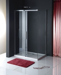 POLYSAN - ALTIS LINE sprchové dvere 1200mm, číre sklo (AL3015), fotografie 10/5