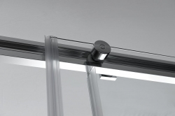 POLYSAN - ALTIS LINE sprchové dvere 1200mm, číre sklo (AL3015), fotografie 2/5