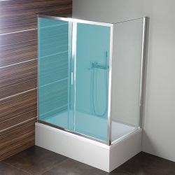 POLYSAN - DEEP sprchová bočná stena 750 x 1500 mm, číre sklo (MD3115)
