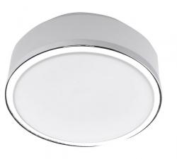 SAPHO - FLUSH stropné svietidlo 2xE27, 60W, 230V, chróm (AU491)