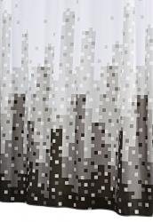 RIDDER - SKYLINE záves 180x200cm, textil (47367)