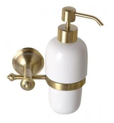 SAPHO - ASTOR dávkovač mydla, bronz (1326-19)