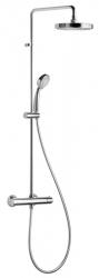 SAPHO - BASIC sprchový stĺp s termostatickou batériou, chróm (BC11RP2151)