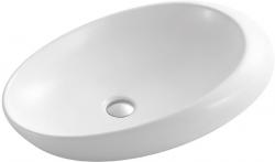 SAPHO - CARITA umývadlo 67x46x16,5 cm, biela (CR613)