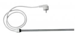 AQUALINE - Elektrická vykurovacia tyč bez termostatu, rovný kábel, 1000 W (LT91000)