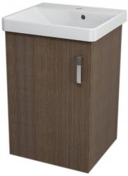 SAPHO - THEIA umývadlová skrinka 46,4x70x43,5cm, 1xdvierka, borovica rustik (TH055)