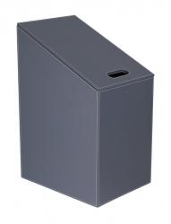 SAPHO - DIAGONAL kôš na prádlo 30x61(43)x40cm, sivá (2466GR)