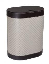 SAPHO - ICON kôš na prádlo 48x61x32cm, hnedá (2465DB)