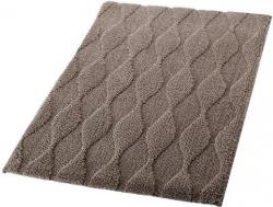 RIDDER - ORIENT predložka 60x90cm s protišmykom, polyester, tmavo hnedá (724308)