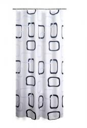 RIDDER - GEO záves 180x200cm, textil (403290)