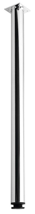 SAPHO - Podperná noha 675-690mm, chróm (VC368)