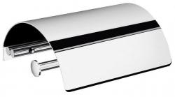 IBB - LONDON držiak toaletného papiera s krytom, chróm (LD11C)