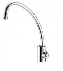 Reitano Rubinetteria - Ventil na filtrovanú vodu, výška 250 mm, chróm (1900A)