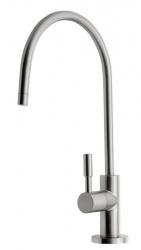 Aqua Aurea - Ventil na filtrovanú vodu, výška 277 mm, nikel (DI20)