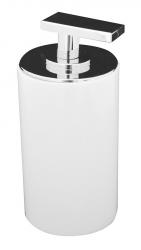 AQUALINE - PARIS dávkovač mydla na postavenie, biela (22250501)