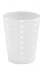 AQUALINE - GLADY pohár na postavenie, biela (GL9802)