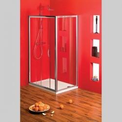 GELCO - Sigma obdĺžniková sprchová zástena 1200x700mm L/P varianta,číre sklo (SG1242SG1567)
