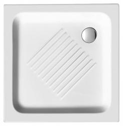 GSI - Keramická sprchová vanička, štvorec 70x70x10cm (437011)