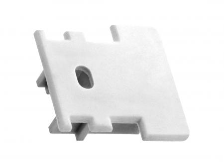 SAPHO - Plastová záslepka profilu KL3579 s otvorom pre kábel (KL1445)
