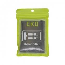 SAPHO - Karbónový zápachový filter pre odpadkový kôš DR205 (DR146)