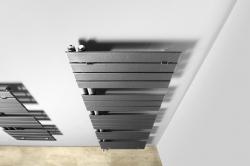SAPHO - MILI vykurovacie teleso 550x1676mm, antracit (DC655), fotografie 12/6