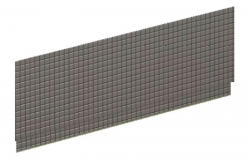 POLYSAN - SATINA TIFA panel čelný (30409)