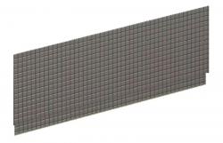 POLYSAN - ASTRA B 165 TIFA panel čelný (32909)