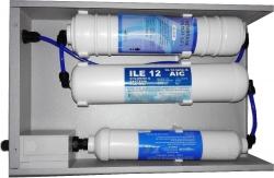 Reitano Rubinetteria - UF-DERBY filtračná jednotka s digitálnou signalizáciou, trojstupňová (UF-DERBY)