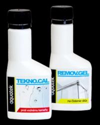 Aquatek - REMOVE.GEL 125ml čistič skleněných a keramických povrchů (REMOVE.GEL)