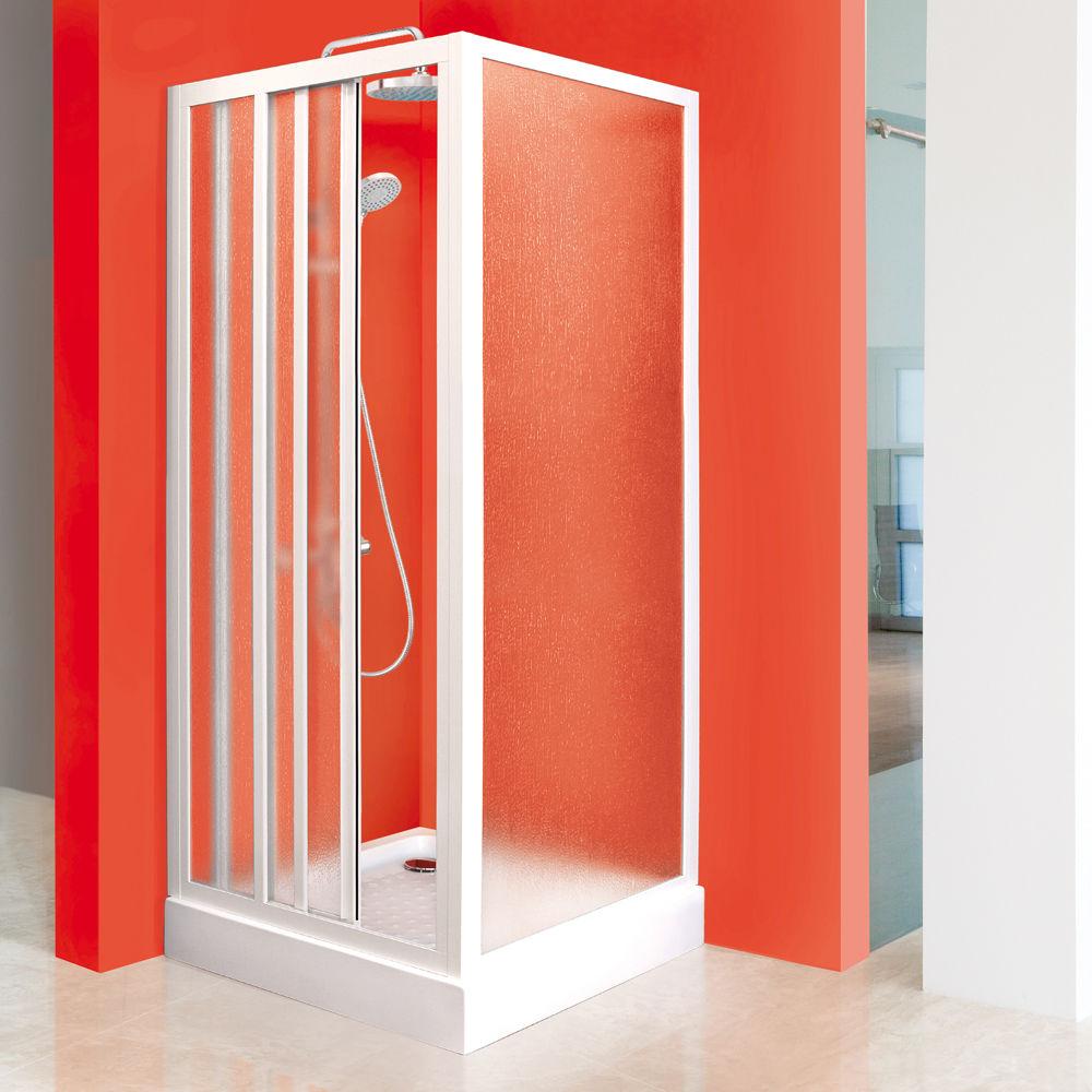 Aquatek - ROYAL F1 90 - Pevná stěna 87-90cm, výplň sklo - grape (ROYALF190-19)