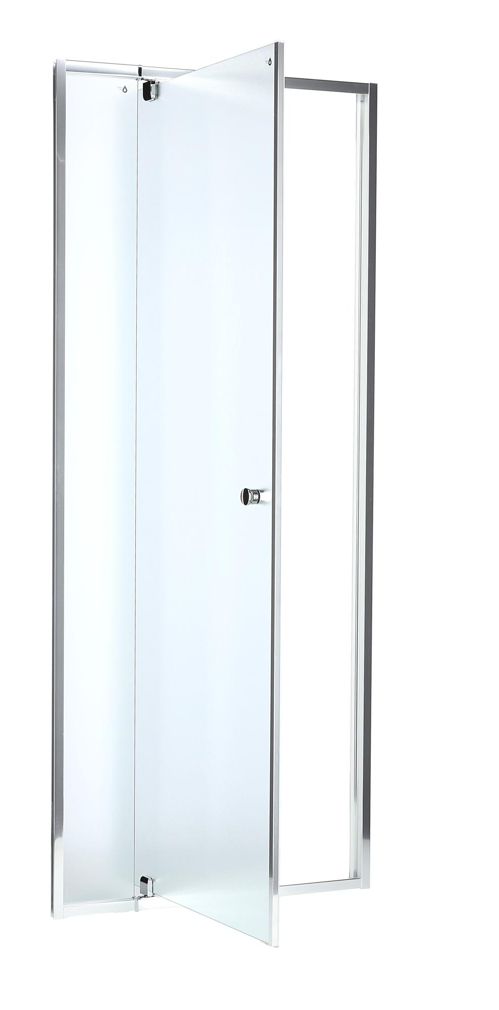 Sprchové dveře do niky STYLE 90 rozměr 87-100x190cm čiré sklo (STYLE 90)