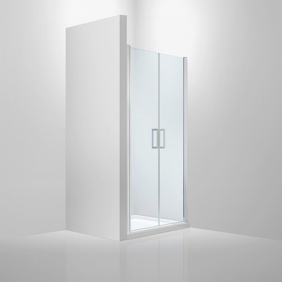 Sprchové dveře Grace D2 dvoukřídlé 100 x190 cm (Grace D2 100)