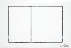 CERSANIT - TLAČIDLO K systémom HI-TEC CUBE BIELE (K97-262)