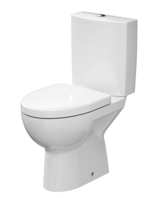 CERSANIT - WC KOMBI PARVA 217 020 3/6 SEDÁTKO PARVA DUROPLAST (K27-003)