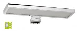 SAPHO - PAZ LED svietidlo, 6W, 291x15x98mm, chróm (E26386CI)