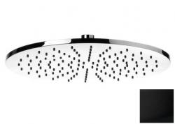 SAPHO - Hlavová sprcha, priemer 300mm, čierna matná (SF415)