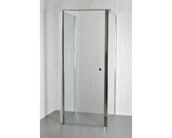 ARTTEC - MOON B3 - Sprchový kout nástěnný clear 80 - 85 x 86,5 - 88 x 195 cm (XMOO0013)