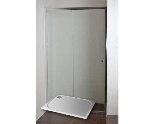ARTTEC - ONYX 120 NEW Sprchové dveře do niky s vaničkou STONE 1290S (PAN01071)