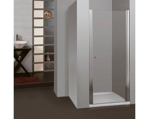 ARTTEC - MOON 75 clear NEW - Sprchové dveře do niky (PAN00942)