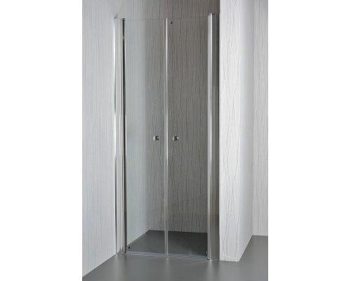 ARTTEC - SALOON 75 clear NEW - Sprchové dveře do niky (PAN00941)
