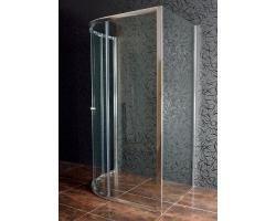 ARTTEC - BRILIANT 90 clear NEW - nástěnný sprchový kout (PAN01146)