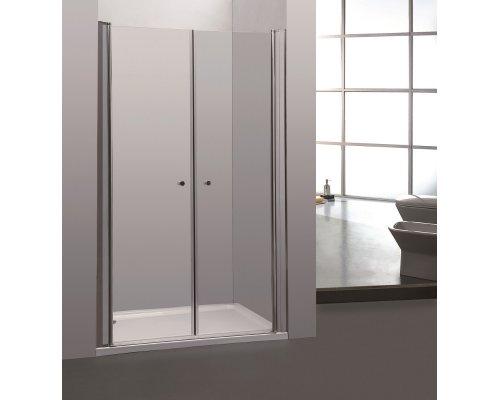 ARTTEC - COMFORT 86-90 clear NEW - Sprchové dveře do niky (PAN01122)