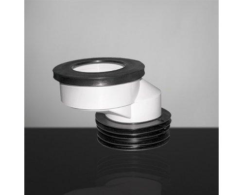 ARTTEC - Manžeta WC excentrická vyosení o 50 mm, průměr 110 (SOR01808)