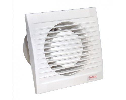 ARTTEC - Ventilátor koupelnový ELITE průměr 100 s klapkou a časovačem (SOR01848)