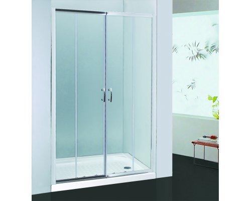 ARTTEC - SUNDANCE 140 NEW - Sprchové dveře do niky (PAN01257)