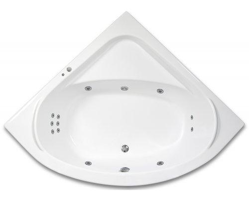 ARTTEC - GAIA 2 SURF 140 x 140 hydromasážní akrylátová vana (PAN04366)
