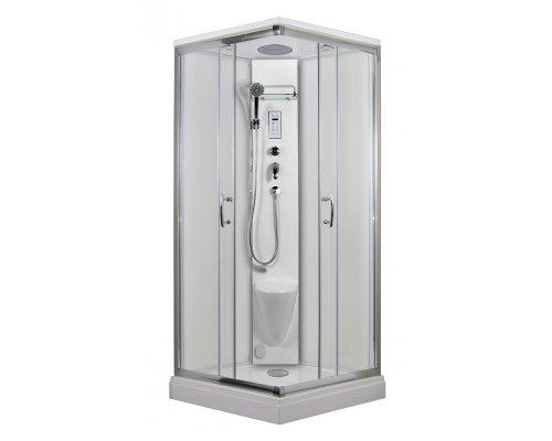 ARTTEC - SMARAGD - Parní sprchový box model 8 clear (PAN01288)