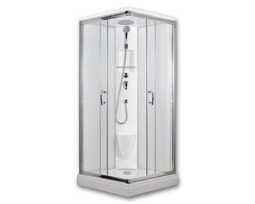 ARTTEC - SMARAGD - Sprchový box model 3 clear (PAN01278)