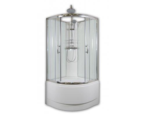 ARTTEC - CALYPSO - Thermo sprchový box model 6 chinchila (PAN04432)