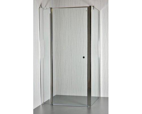 ARTTEC - MOON D12 - Sprchový kout clear - 91 - 96 x 76,5 - 78 x 195 cm (XMOO0072)